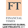 Financial Times Award 2011